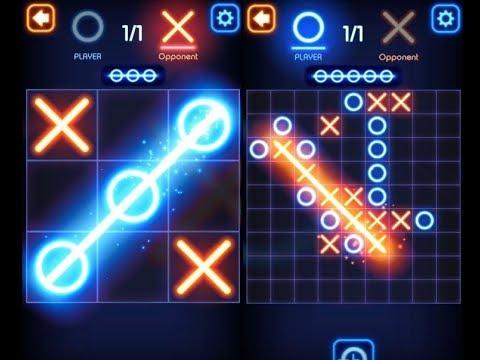 圈圈叉叉最新手機遊戲《井字腳趾發光》玩法與攻略教學!