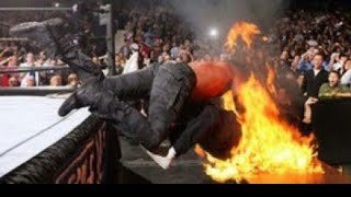 WWE most extreme dangerous moments