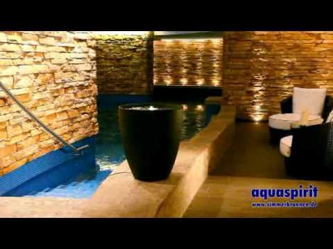 Innen Wasser Wand Kupfer rustikalisches Design