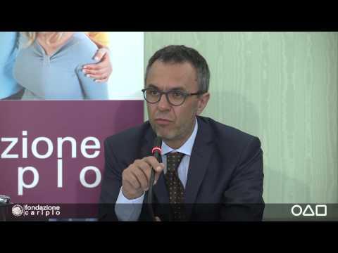 Donald Rubin in Fondazione Cariplo | Intervento Giovanni Fosti