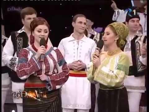 Cântece despre Basarabia, la O dată-n viaţă (@TVR1)