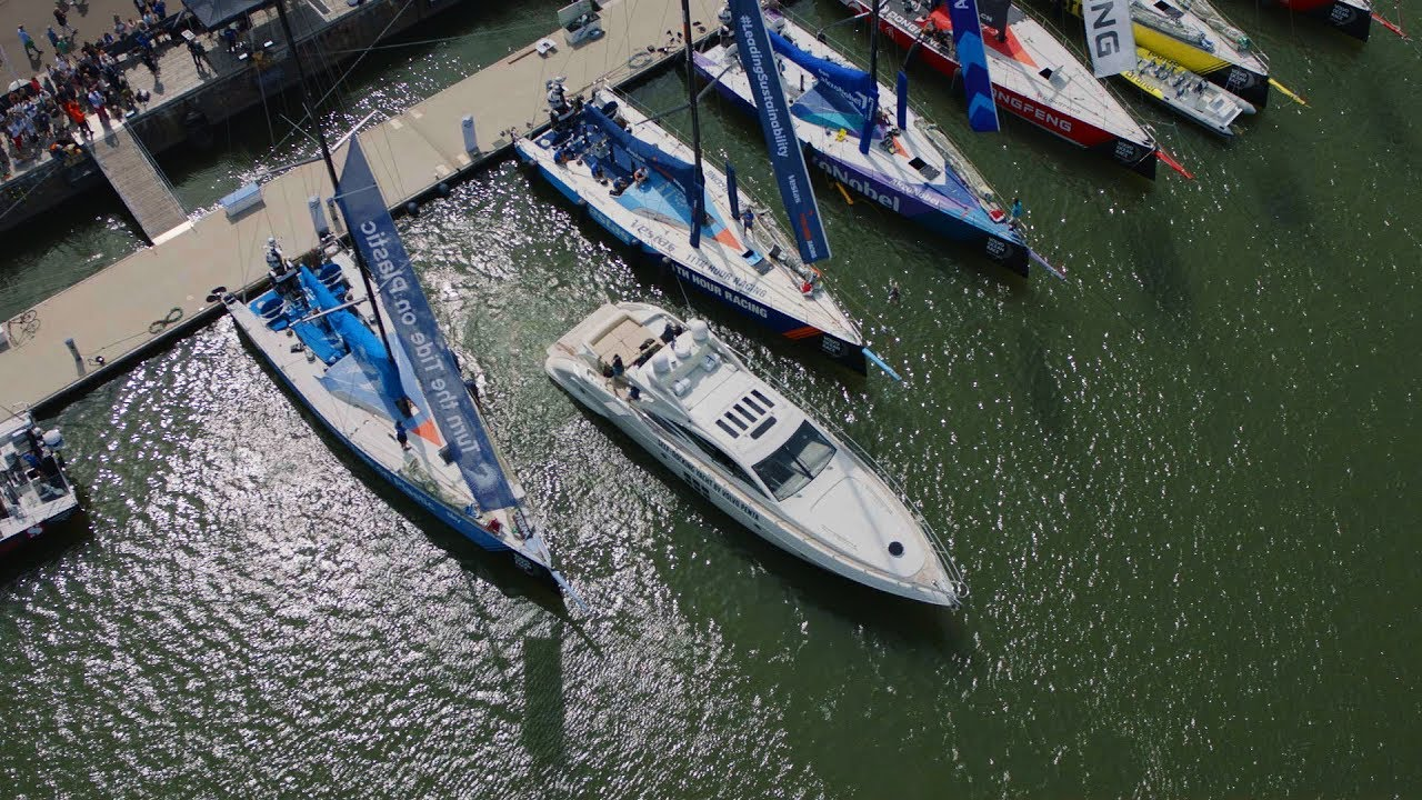 Volvo Reveals Hybrid Boating Technology As Path To The Future