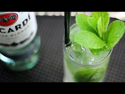 How to make the Best Mojito - Cocktail Recipe