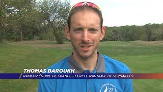 Yvelines | L'interview express de Thomas Baroukh