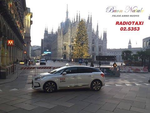 RADIO TAXI MILANO H24 - ☎  02.5353