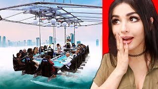 CRAZY RESTAURANTS YOU WON'T BELIEVE EXIST