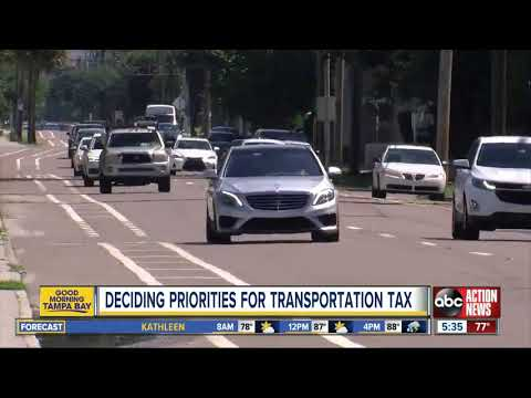 PM Tampa Bay with Ryan Gorman - All For Transportation Sales Tax Hits Legal Roadblocks