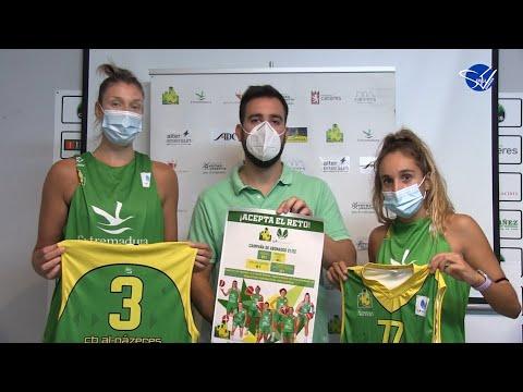 Alter Enersun Al-Qázeres (LF Challenge 21/22): Campaña de abonados & Sara Zaragoza y Conchi Satorre