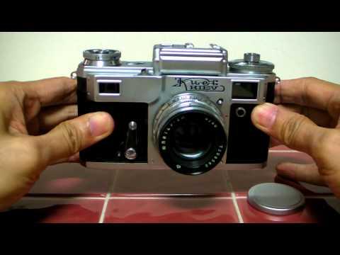 Kiev 4 Russian Film Camera