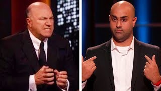 Kevin O Leary Gets In NASTY FEUD With Entrepreneur! (Shark Tank)