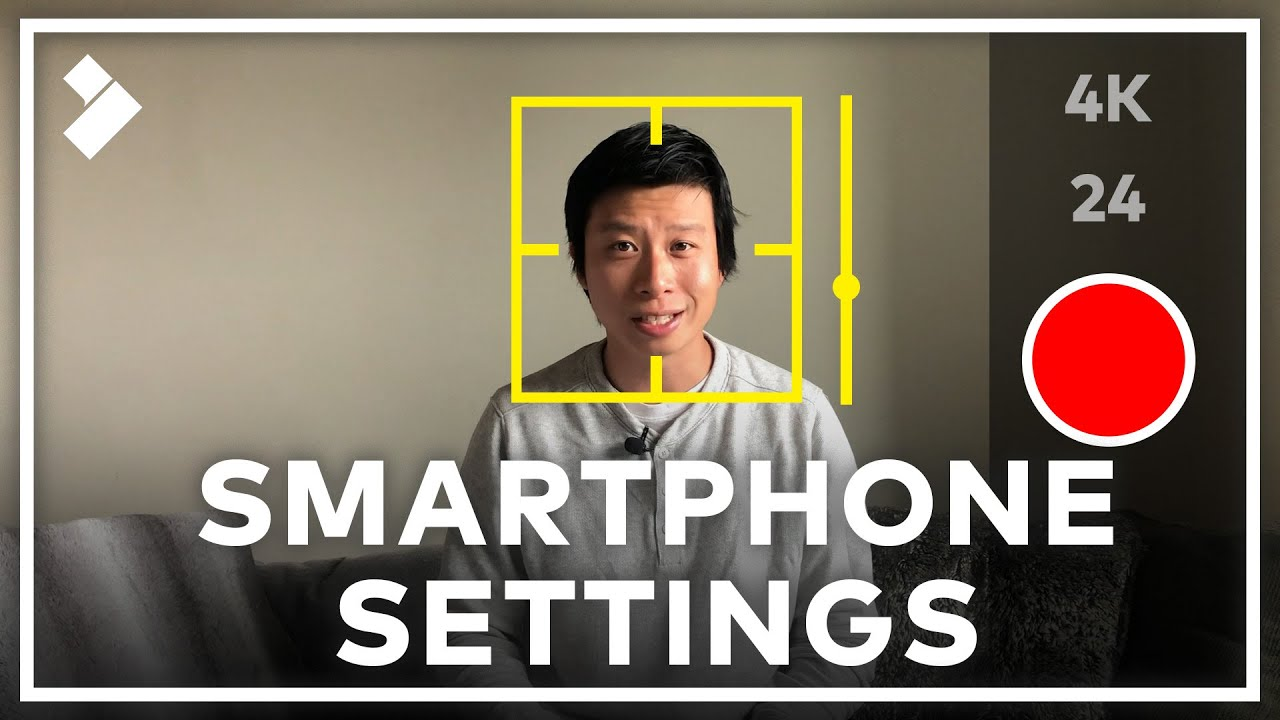 How to Use Phone Camera Settings for Better Videos