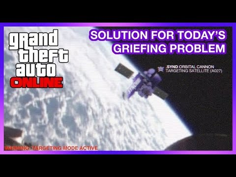 GTA ONLINE SYNDIII crew trailer / A solution for today's griefing problem in GTA ONLINE