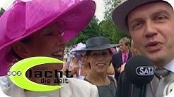 Hape Kerkeling beim Pferderennen in Ascot | Ascot English | Darüber lacht die Welt