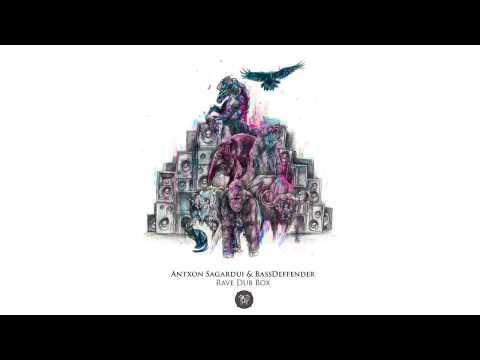 Antxon Sagardui & BassDefender - Ocupation troops + Ocupation Dub (Rave Dub Box 2014)