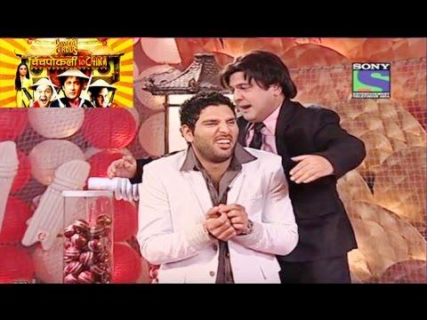 Comedy Circus - Chinchpokli to China - Episode 1-Poorbi VS Nandini   Fight for Anchoring