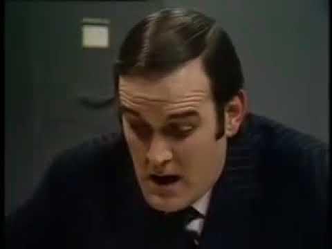 Monty Python - careers advice