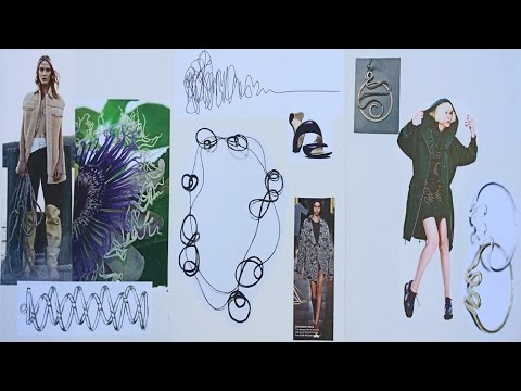 DESIGNING A JEWELRY PROJECT from Design-Make-Sell Series
