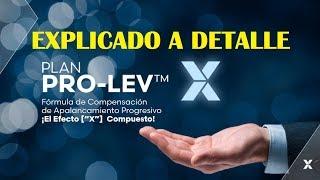 ¡EXPLICADO! Nuevo Plan de Compensacion Fuxion 2018 Pro-Lev 10 Bonos Rangos Negocio Ventas Multinivel