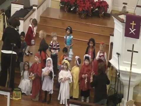 Vedika's School Christmas Celebration
