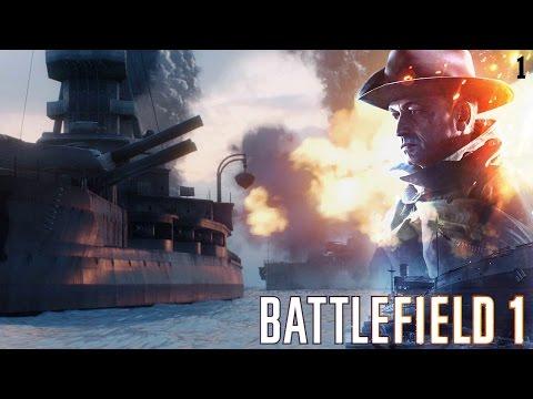 Battlefield 1 - Campaign - Gallipoli - Part 1