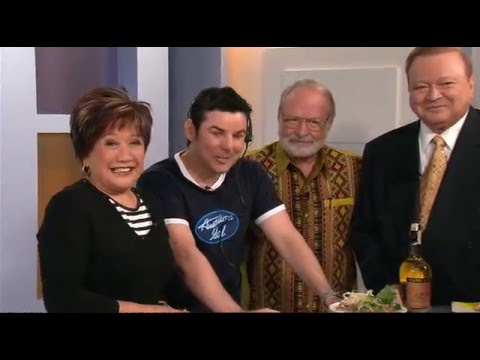 Cooking a Bull Penis: on 'GMA with Burt Newton' 2004