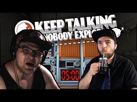 "Keep Talking and Nobody Explodes (Links et Jérémy) - Episode 2.2 ""Allez la moule"""