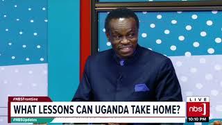 Will The Khartoum Coup Impact On Uganda?  NBS Frontline seg 1