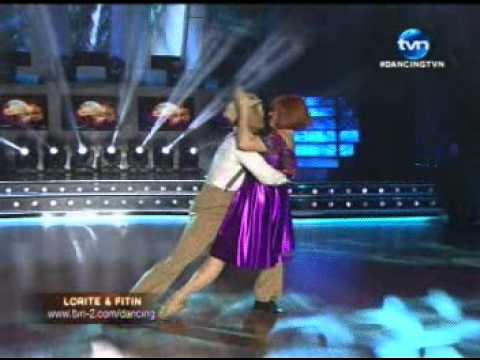 Dancing With The Stars - Panama Fitin y Lorite Gala 8
