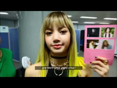Blackpink Lisa TV