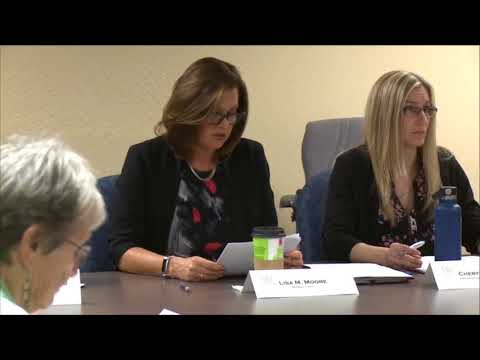 Cemetery And Funeral Bureau Advisory Group Meeting May 24 2018