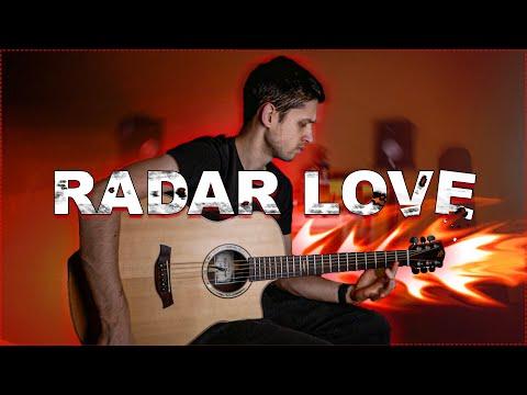 Radar Love (Golden Earring) - Fingerstyle Guitar