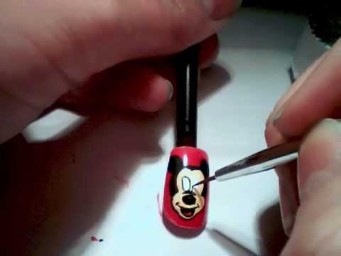 Cool Navy Nail Art Big Nail Art Kit For Kids Flat What Color Nail Polish Is In Right Now Nail Art Christmas Ideas Youthful Nail Art Machine In Pakistan SoftSimple Nail Art Designs For Short Nails Videos Mickey Mouse Nail Art Tutorial   YouTube