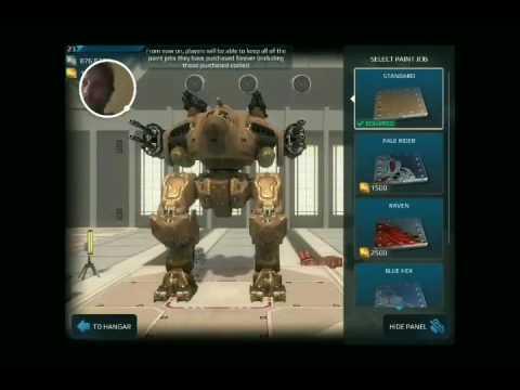 War Robots Griffin