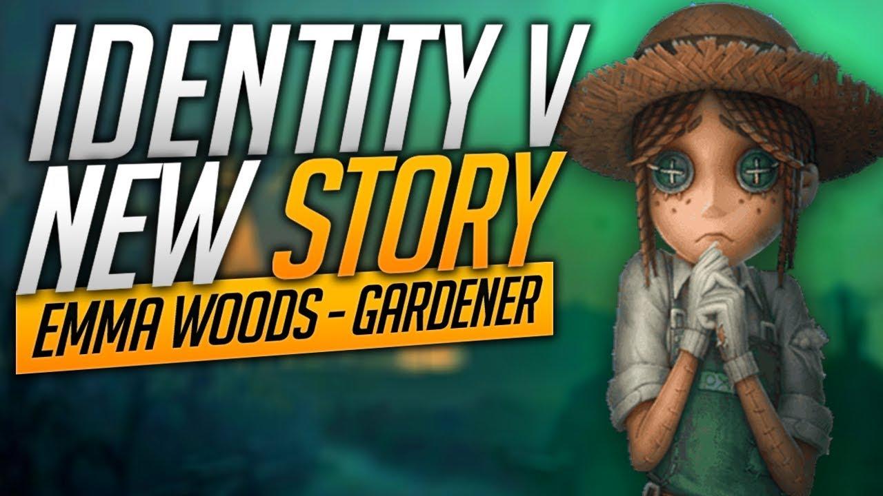 NEW STORY - The Gardener (English!) - Identity V