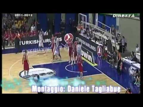 Euroleague 4 Giornata: Bennet Cantù- Olympiakos