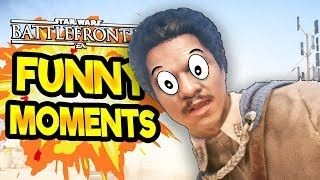 Star Wars Battlefront 2 Funny & Random Moments [FUNTAGE] #31  -  To Be or not to be