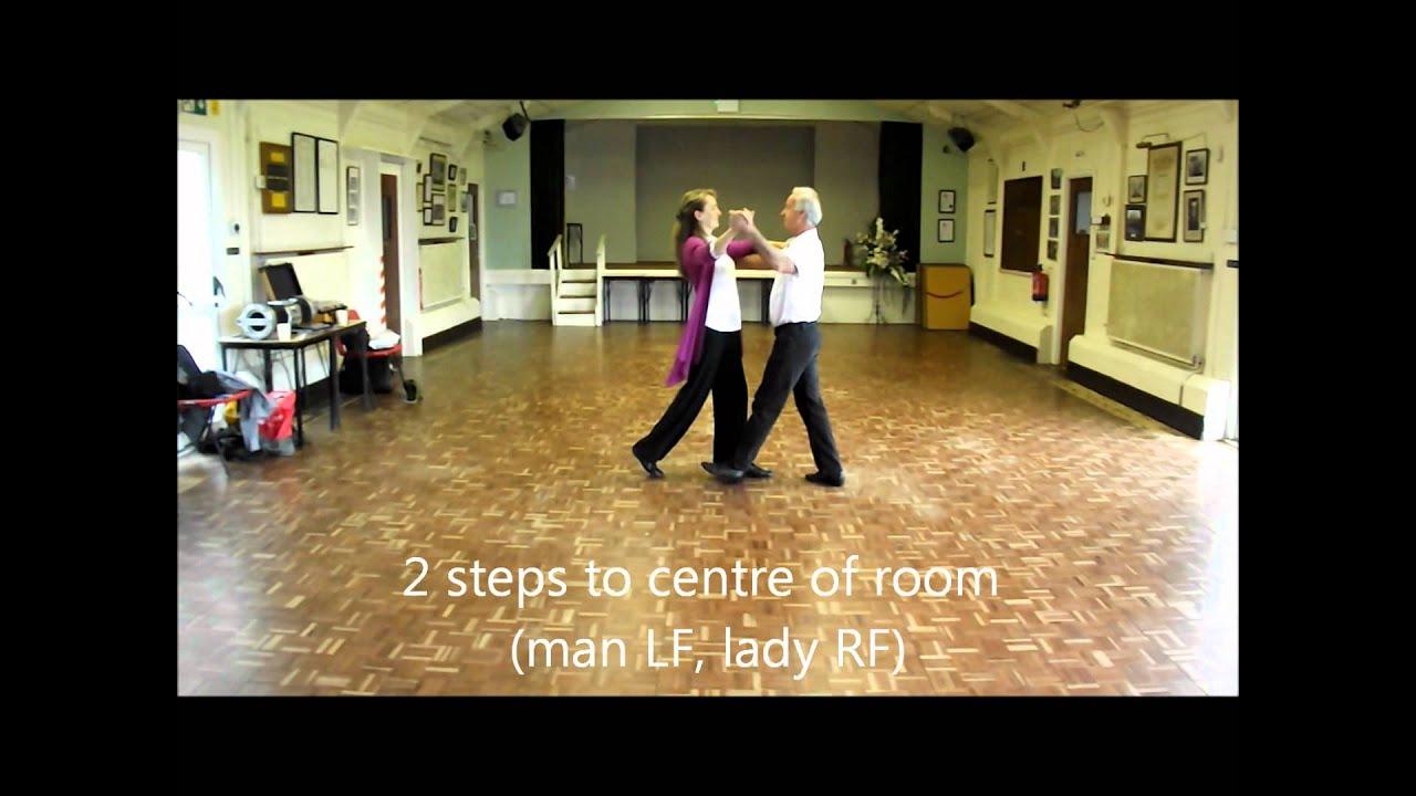 St Bernards Waltz Sequence Dance Walkthrough Youtube Steps Diagram