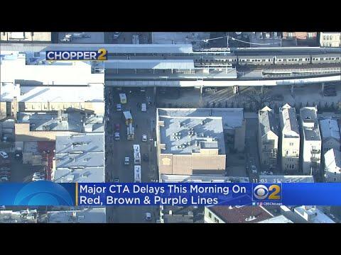 Lance Houston - Man Killed By CTA Train at Belmont