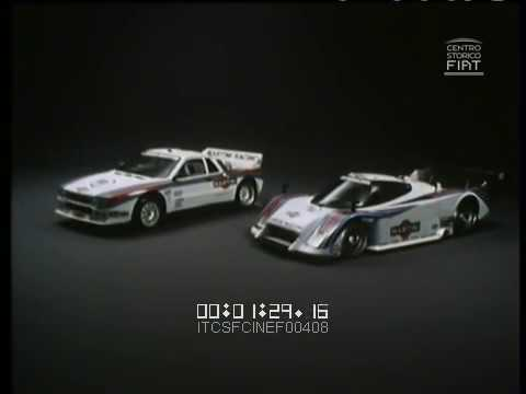 Period Lancia Rally Documentaries Require No Translation