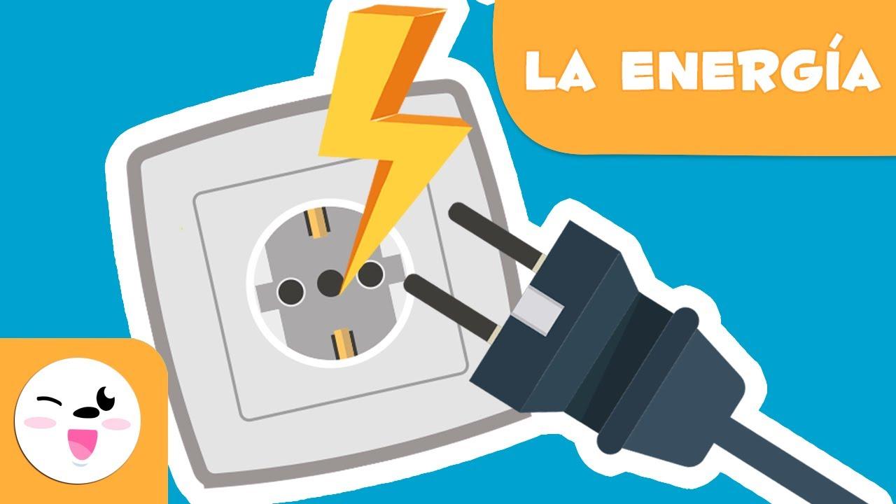 Qué Es La Energía Tipos De Energía Para Niños Energías Renovables Y No Renovables Youtube
