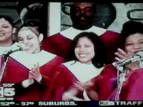 McDonald's Gospel Choir-NYC featuring Marie Della Thomas-