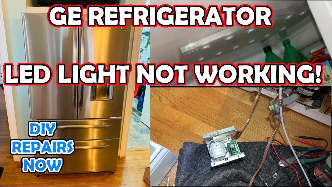 Genuine WR17X3489 Kenmore Refrigerator Shield Light