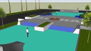 Hilo Bayfront Skateplaza Conceptual
