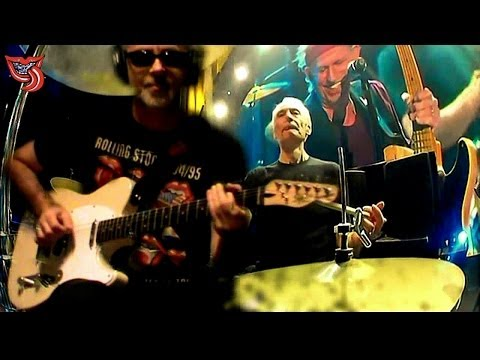 Before they make me run 14 On Fire Subtitulada Rolling Stones & RollingBilbao guitar cover HD