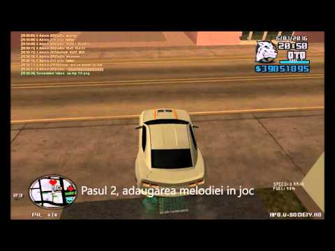 Sistem radio portabil SA:MP - United Society RPG