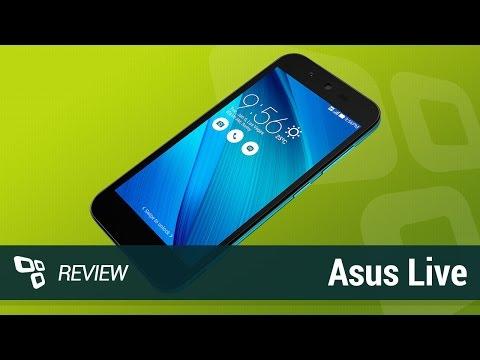 Smartphone Asus Live [Review] - TecMundo
