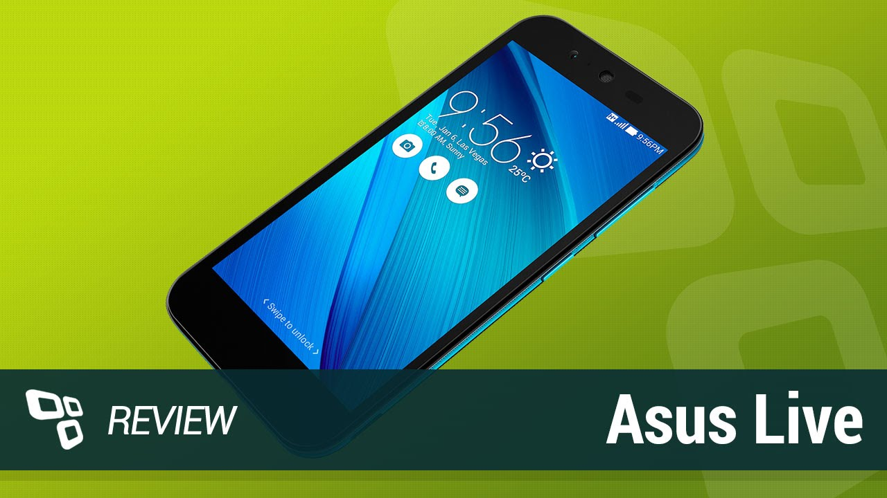 53d1dab8a Smartphone Asus Live  Review  - TecMundo - YouTube