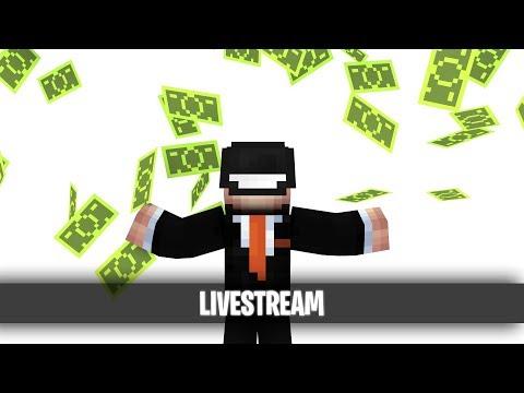 ROBLOX & Minecraft Millionaire - LIVESTREAM - | Minecraft Modat -