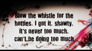 Where Them Girls At - David Guetta ft. Nicki Minaj & Flo Rida (Lyrics)