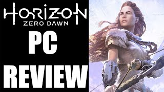 Horizon Zero Dawn PC Review - The Final Verdict (Video Game Video Review)